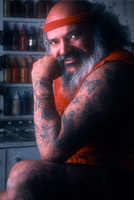 Huggy Bear - Tatto