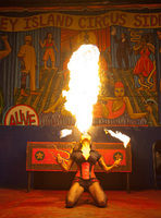 Heather -Fire Eater